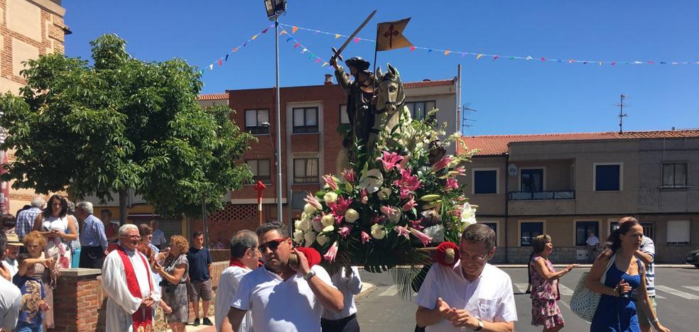 Trobajo del Camino honra a Santiago Apóstol con cinco jornadas festivas que incluyen espectáculo pirotécnico