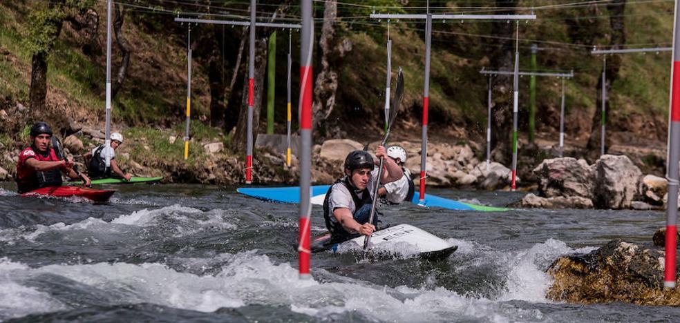 La selección portuguesa de piragüismo competirá en el Campeonato de España de Slalom en Sabero