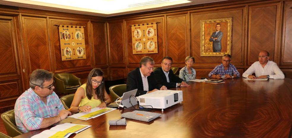 Ciudadanos exige al equipo de gobierno la ejecución de las partidas presupuestarias pendientes antes de fin de año