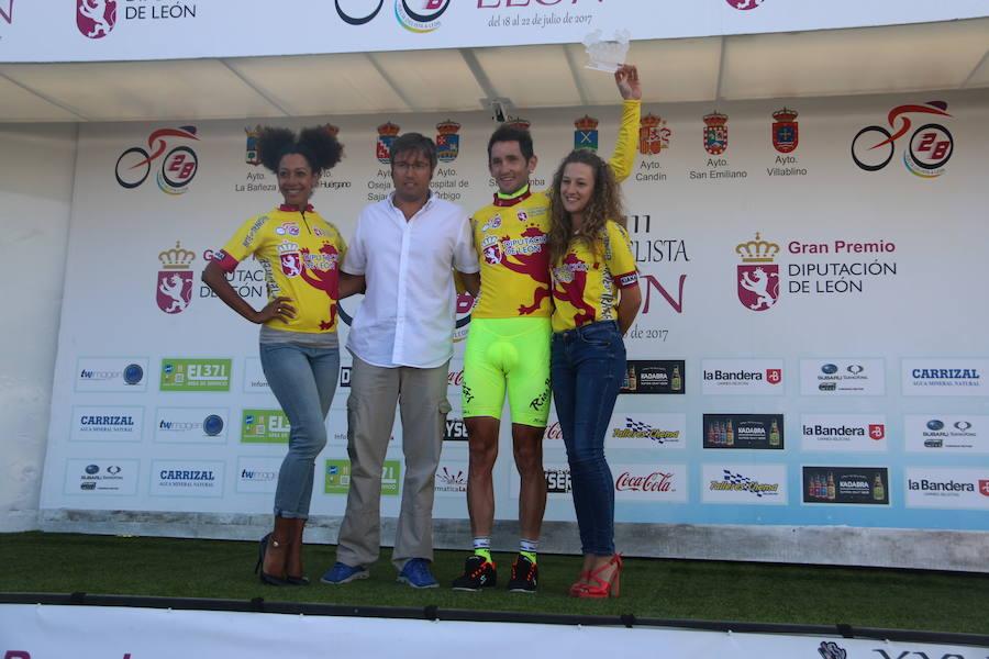 Etapa reina de la Vuelta a León
