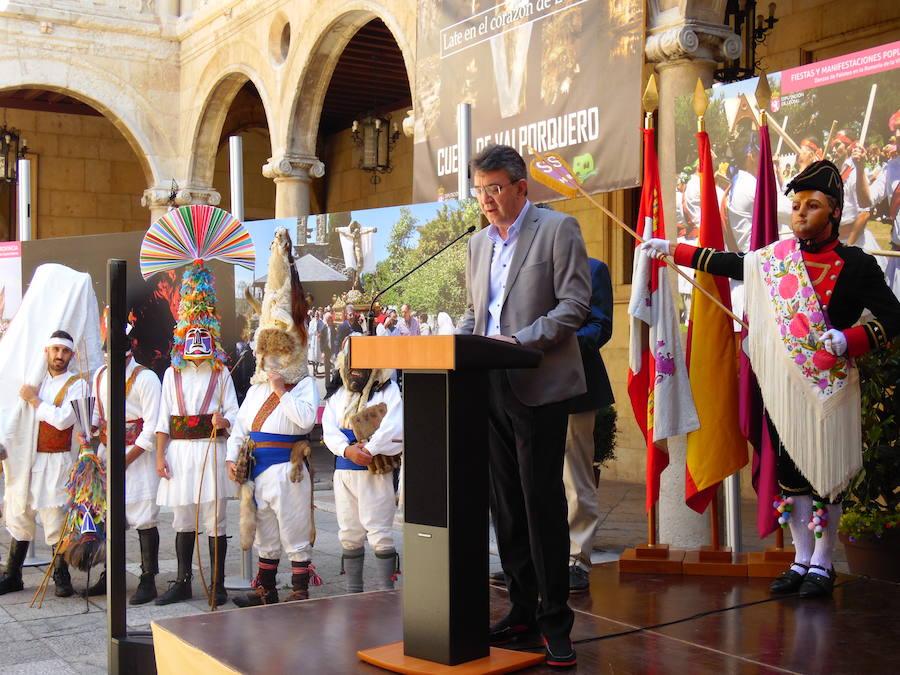 La Diputación se empapa de cultura popular