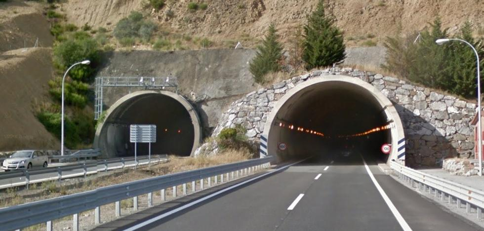 Los túneles leoneses de la AP-66 de Barrios, Cosera y Oblanca no cumplen la directiva de seguridad europea