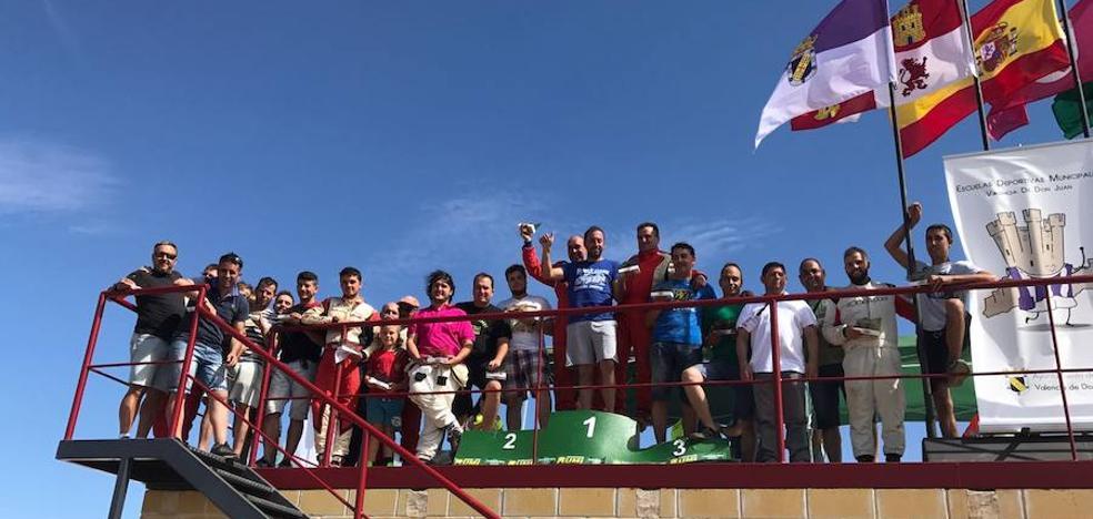 Los Cucharales rugen con el motor de Autocross en Coyanza