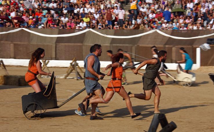 Fiesta de Astures y Romanos