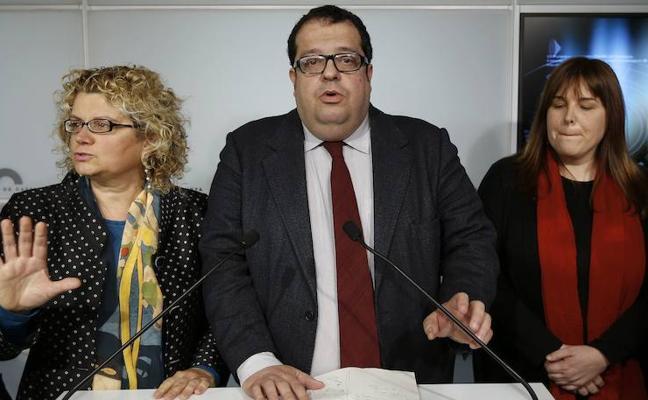 La Guardia Civil cita a declarar al responsable del Pacto Nacional por Referéndum