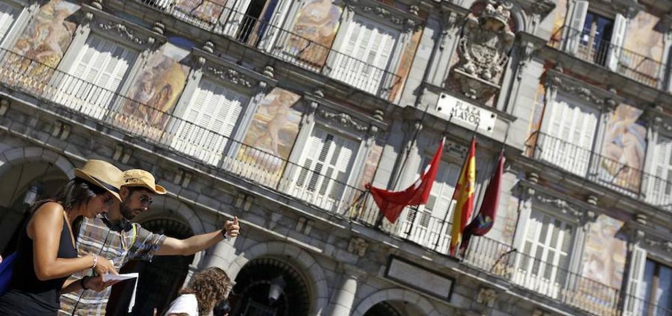 España recibió más de 36 millones de turistas hasta junio, un 11,6% más