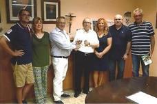 La Hermandad de Santa Marta colabora con la Asociación Leonesa de Caridad