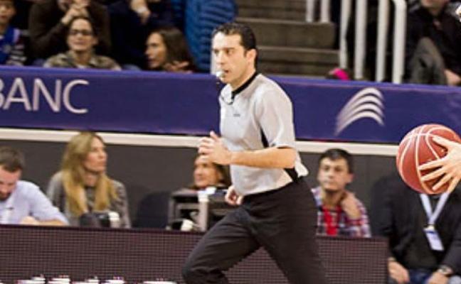 El leonés Juan José Martínez se retira del arbitraje en ACB