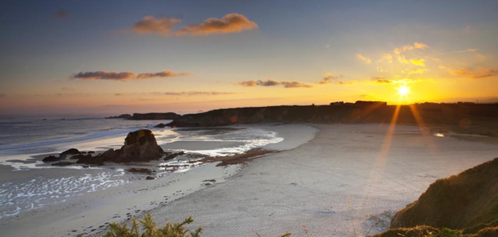 Las 10 playas más espectaculares de Asturias