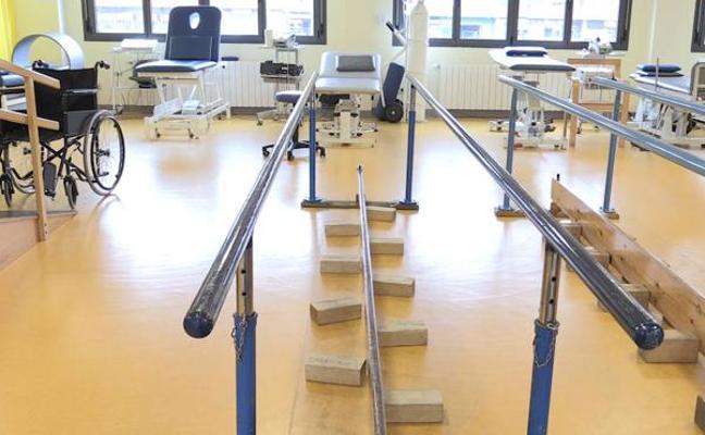Sacyl destina más de 126.000 euros al servicio de rehabilitación ambulatoria en clínicas privadas en León