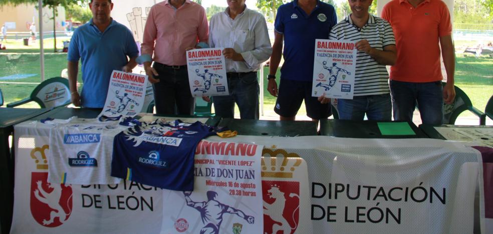 Abanca Ademar entrena y disfruta en Valencia de Don Juan