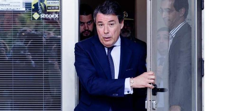 Ignacio González pide otra vez cambiar la medida de prisión por arresto domiciliario