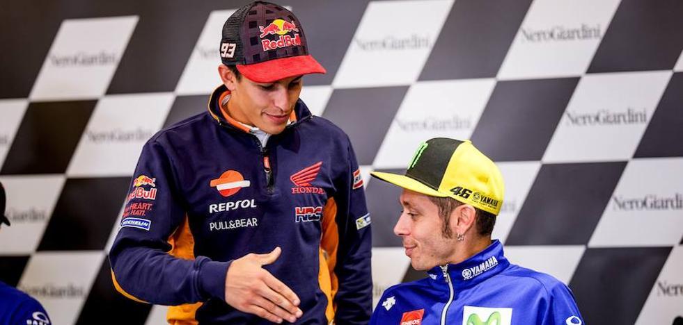 Márquez: «Tengo muy claro que el campeonato se decidirá al final del todo»