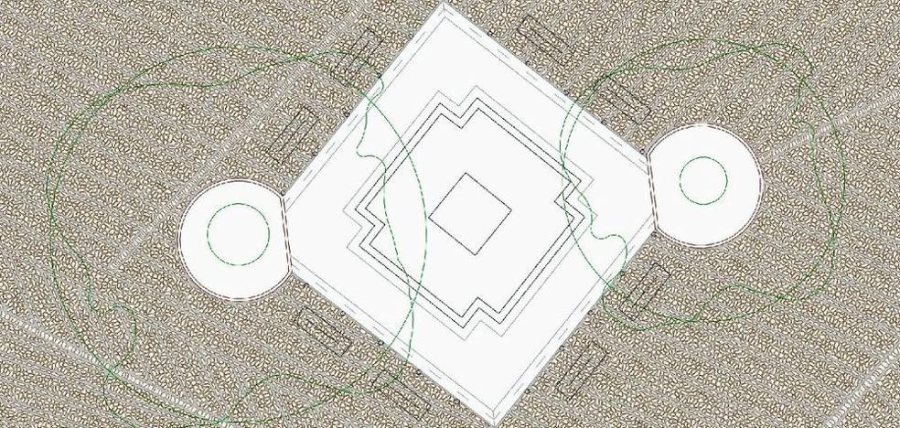 '4 de tierra, 1 de cal, 1 de arena' y 300.000 euros, la fórmula para recuperar la Plaza del Grano