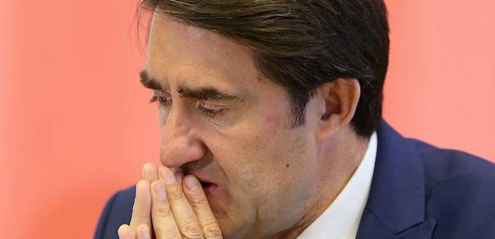 Quiñones cree que la León-Valladolid estará en el Plan Especial de Inversiones