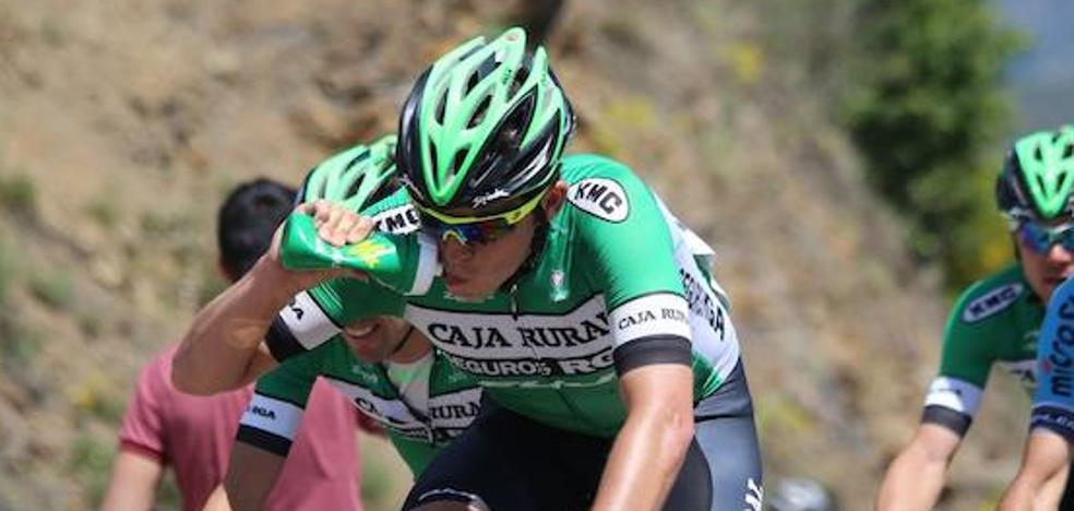 Benito se queda sin Vuelta
