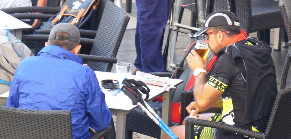 León 'saca pecho' con las temperaturas mínimas: 2 grados de Villablino