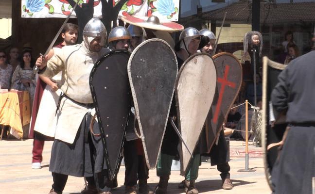 La matanza de Villadangos da la victoria a Alfonso I de Aragón