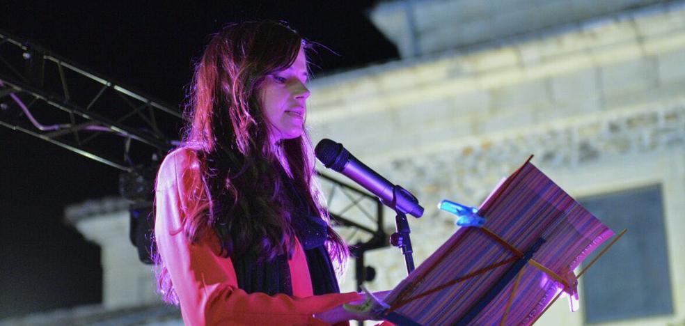 La subdelegada del Gobierno y la prestigiosa investigadora Marta González dan inicio a las fiestas de Boñar