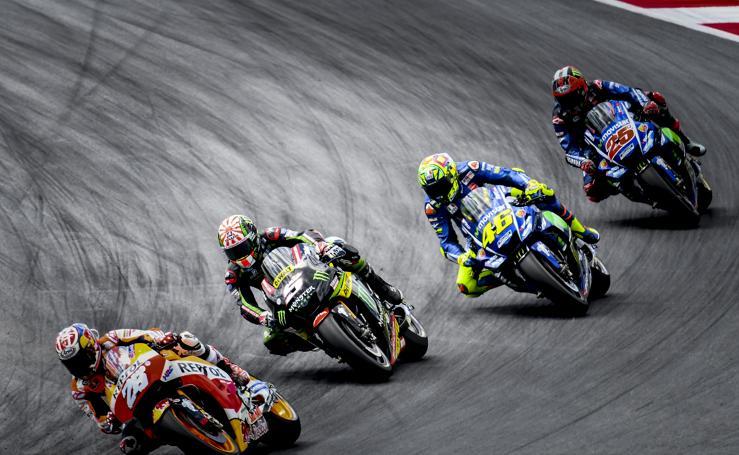 Las mejores imágenes del Gran Premio de Austria