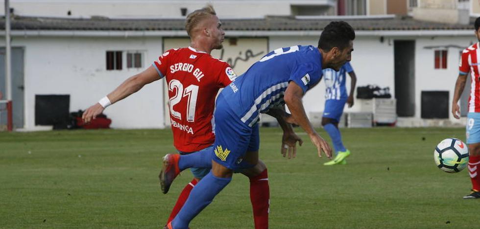 La Ponferradina cae de forma cruel ante el Lugo y cierra la pretemporada con derrota