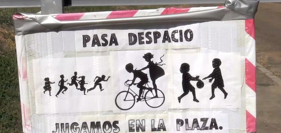 ¡Precaución! Jugamos en la calle