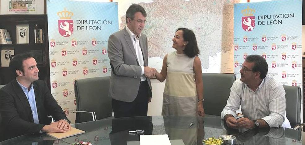 La Diputación destina 17.000 euros para investigar el control integrado del 'taladro' de la vid en la provincia