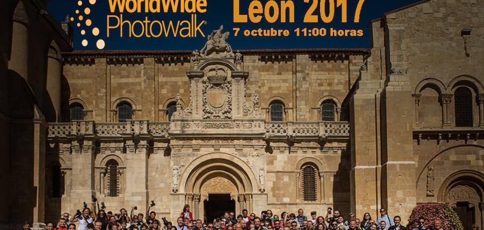 El Worldwide Photowalk hará parada en León