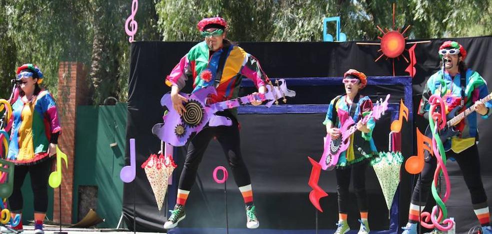 El espectáculo 'Cucú canta tú', en el ciclo veraniego del MSM en Familia