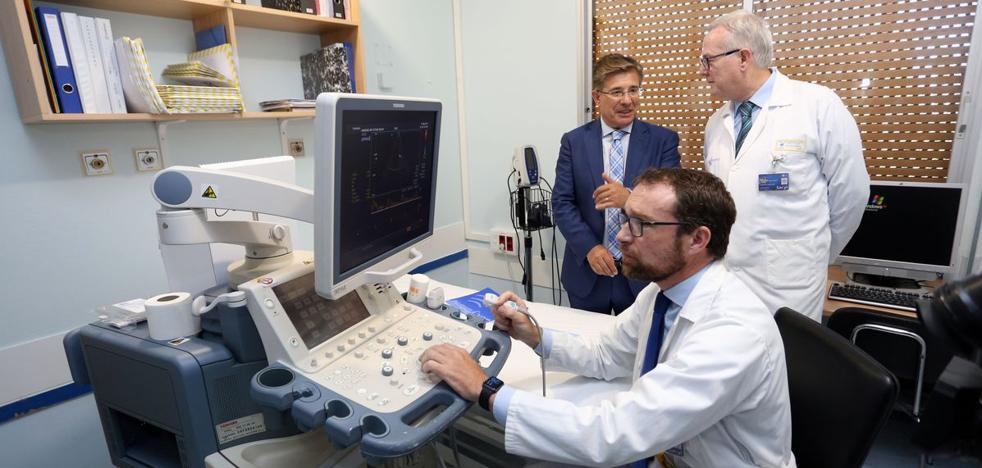 Sanidad trabaja en la creación de unidades de ictus que funcionen 24 horas en centros de León, Burgos y Salamanca