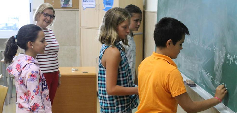 Cerca de 150 jóvenes han participado en los campus veraniegos de idiomas de la ULE