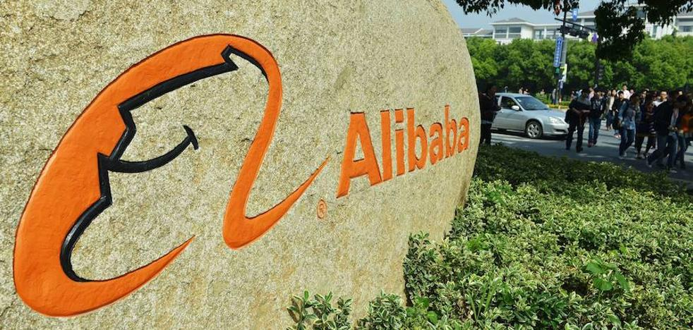 Alibaba dobla sus ingresos durante el primer trimestre