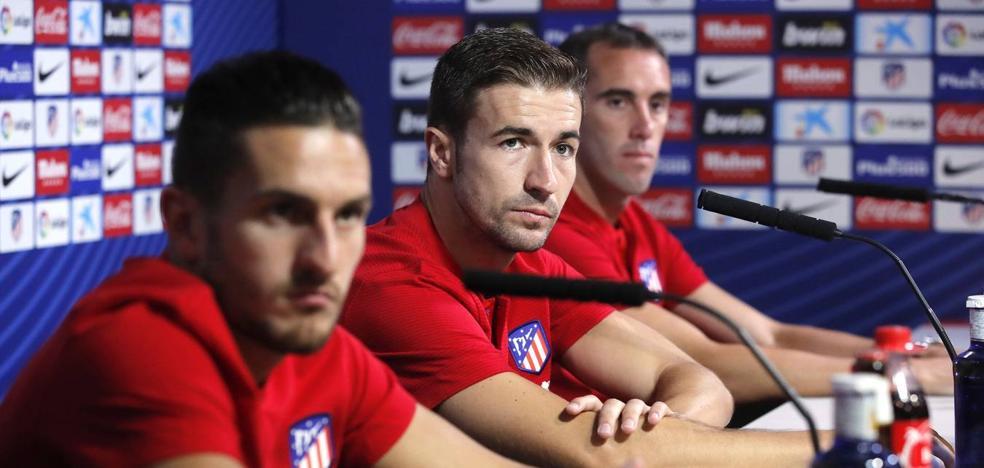 Los capitanes del Atlético respaldan la vuelta de Diego Costa