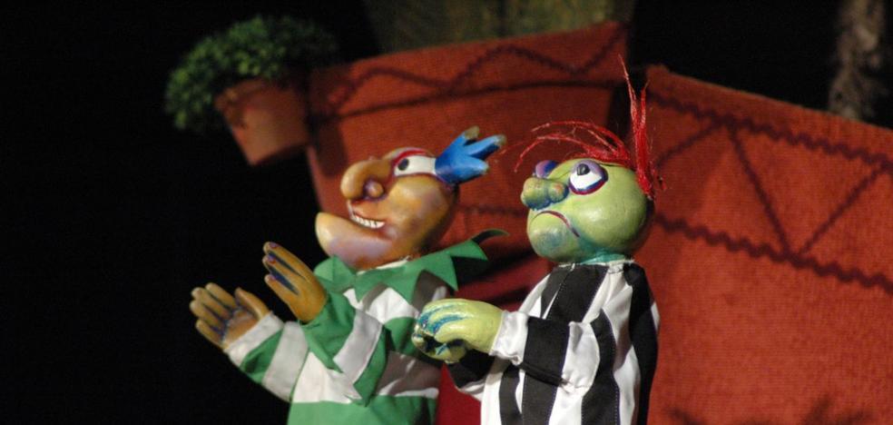 La Gotera de Lazotea llega al festival de títeres de la Fundación Cerezales