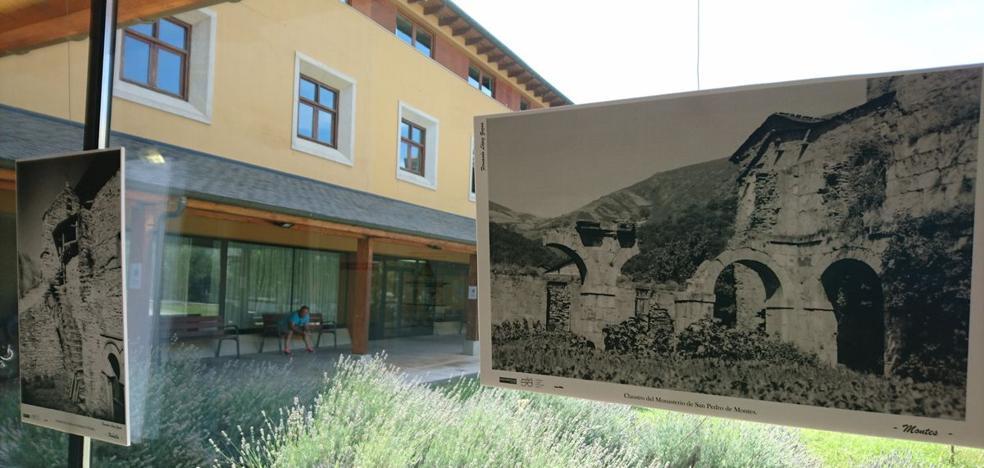 Una exposición en el Hospital de la Reina de Ponferrada desempolva antiguas imágenes de la Tebaida