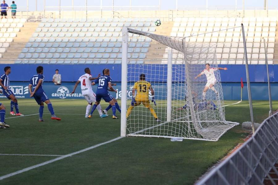 Primer partido en LaLiga 1|2|3