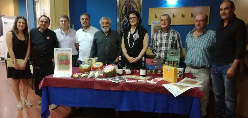 La Academia Leonesa de Gastronomía, anuncia la Feria del Tomate de Mansilla 2017
