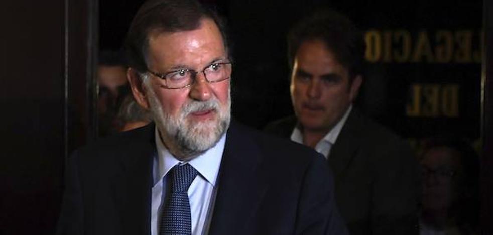 Rajoy: «Sabemos que a los terroristas se les vence»