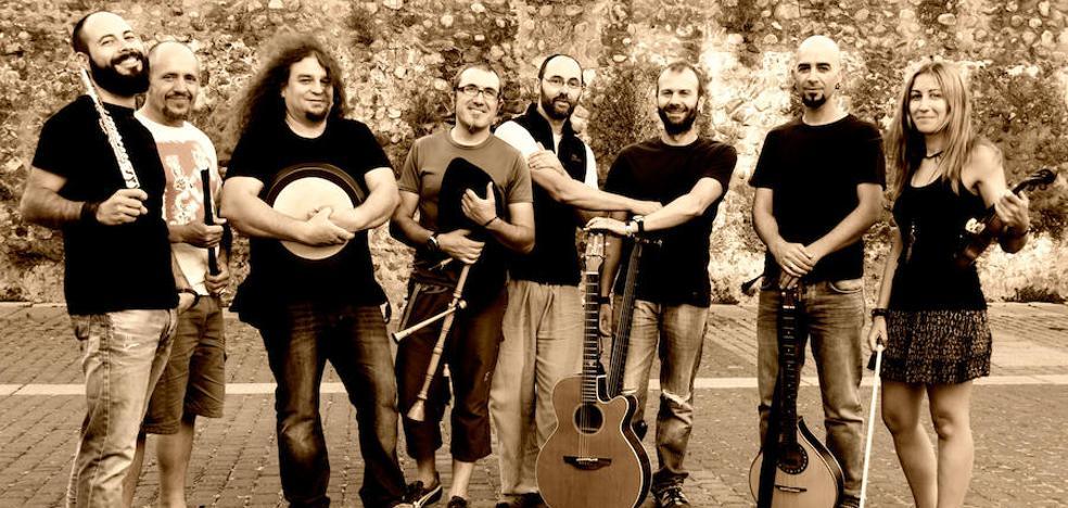 El grupo leonés de folk SOGdos dará un concierto en Picos de Europa
