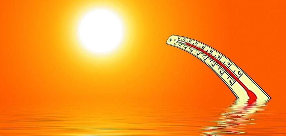 El calor no se rinde
