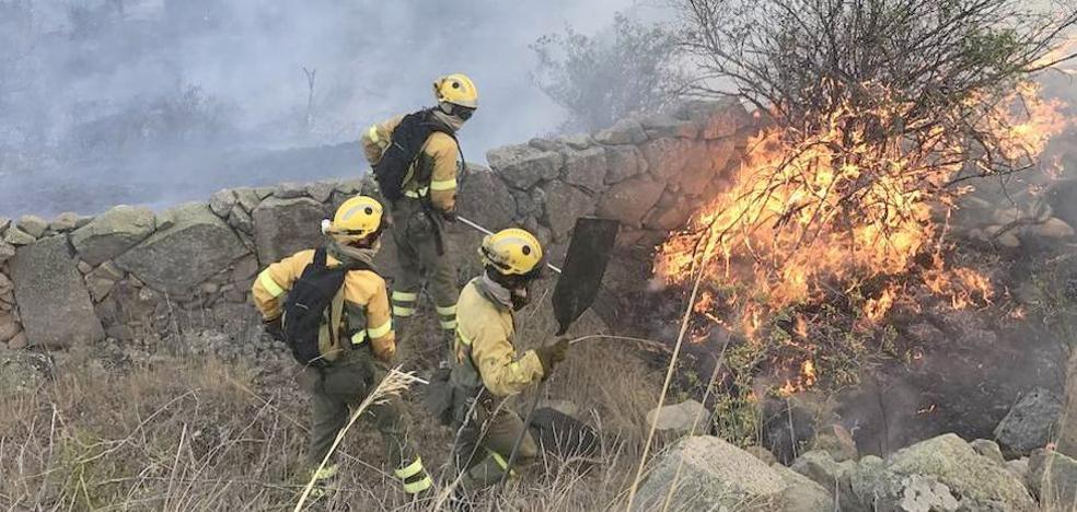 La Aemet informa del riesgo muy alto o extremo de incendios en la provincia