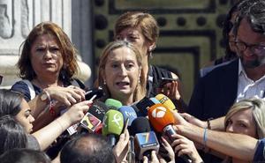 El PP llama a todos los partidos a acudir al encuentro del Pacto Antiterrorista