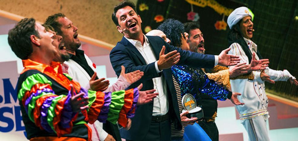 'Resbalón' de Antena 3 en la noche del viernes