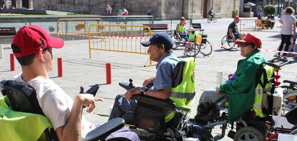 La Junta sigue fomentando el deporte adaptado con nuevos proyectos dentro del Programa Deporte y Discapacidad