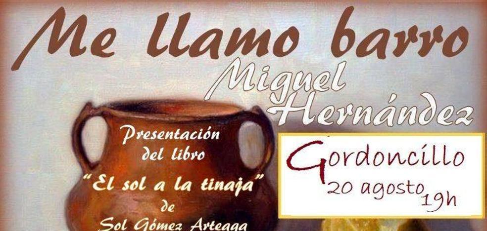 Sol Gómez presenta su segundo libro en el Museo de la Harina