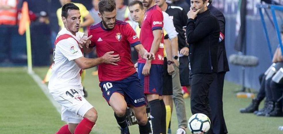 Osasuna prepara su visita al Reino de León pendiente de dos jugadores