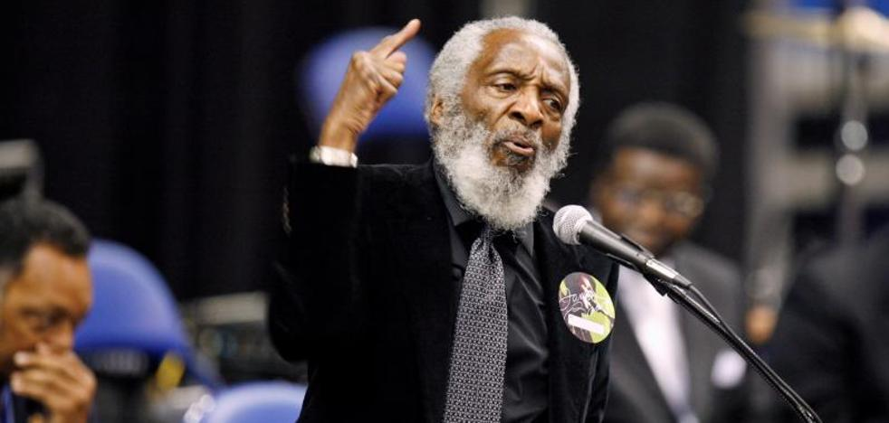 Muere el cómico y activista Dick Gregory a los 84 años