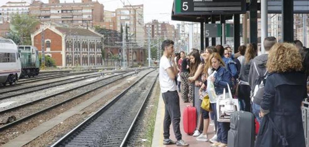 Renfe modifica desde este lunes los horarios de Media Distancia entre León y Madrid