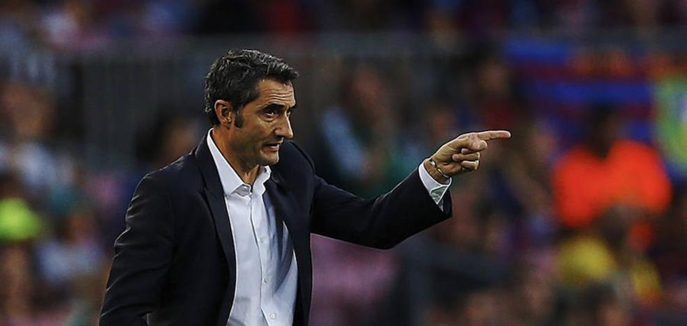 Valverde: «Leo puede hacer un gol en cualquier situación»