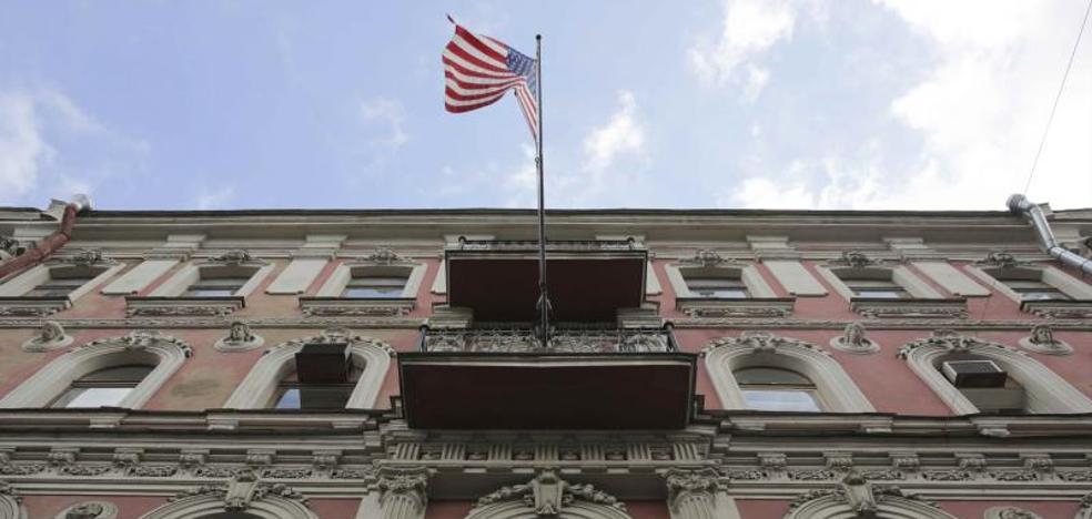 EE UU suspende la tramitación de visados de no inmigrante en Rusia